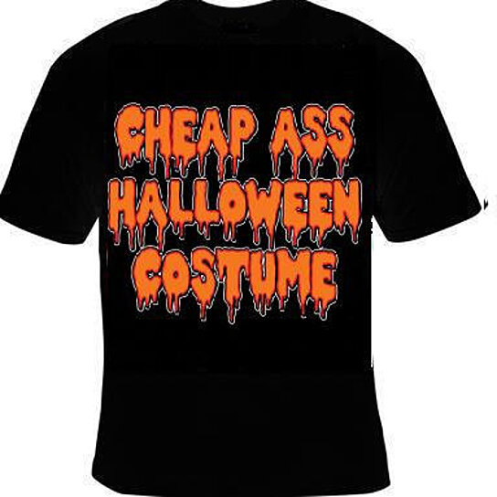 Buy tshirts cheap halloween costume t shirts tees tee t for Design cheap t shirts