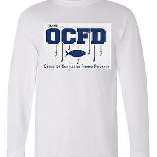 Buy tshirts ocfd fishing long sleeved shirts cool funny for Long sleeve fishing t shirts