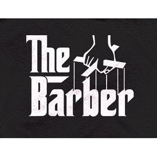 Buy tshirts the barber t shirts tees tee t shirt design for Hair salon t shirt designs