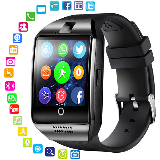 2dddd539e32 Trending product! This item has been added to cart 87 times in the last 24  hours. Bluetooth Smart Watch