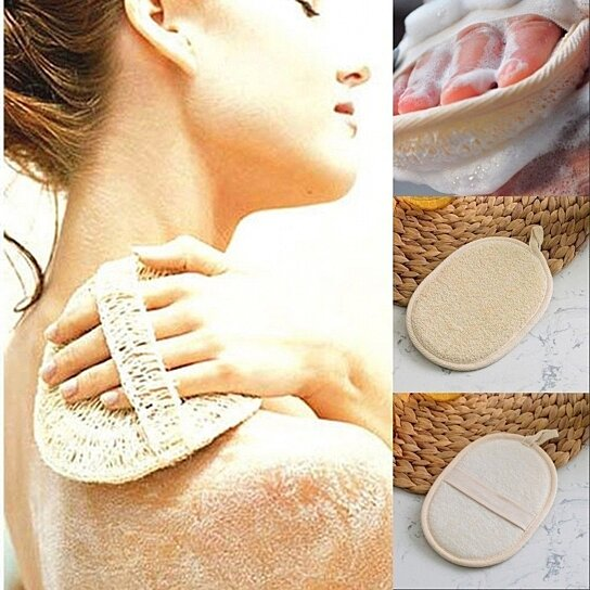 Buy Loofah Bath Shower Sponge Body Exfoliator Wash Tool By Sulida