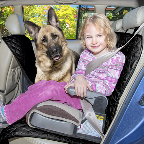 FurHaven Dog & Pet Car Seat Cover in 2 Colors and Sizes