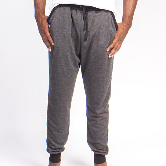 buy jogger terry cotton polyester by