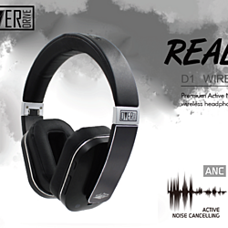 Real Force Noise Cancelling Headphones