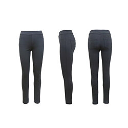 LP-4021 Women's Straight Leg Stretch Skinny Pants