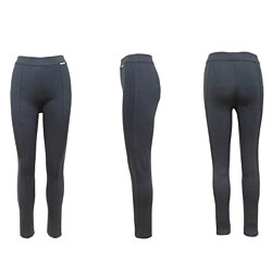 LP-4026 Women's Straight Leg Stretch Skinny Pants
