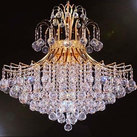 French Empire Crystal Chandelier Chandeliers Lighting H30 X W24 Go A93 876 9 By Gallery On Opensky