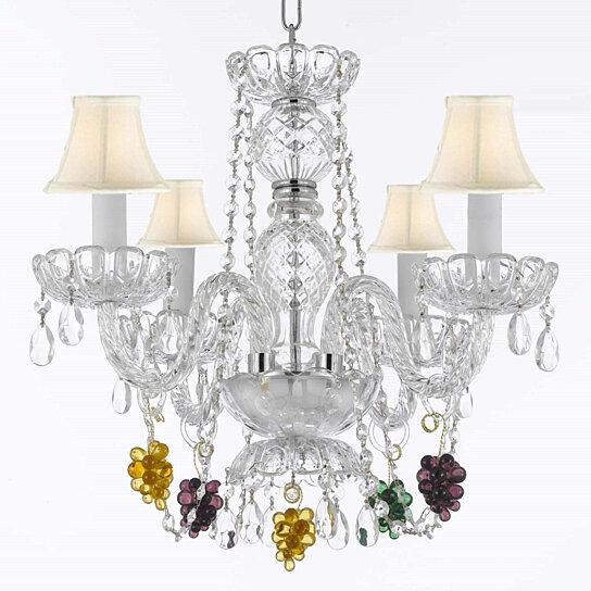 Murano Chandelier Color: Buy Murano Venetian Style Crystal Chandelier Chandeliers