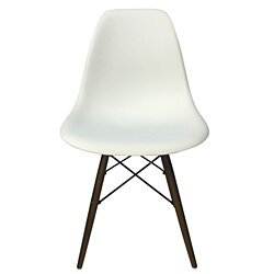 DSW Eiffel Dining Chair, Wood Legs