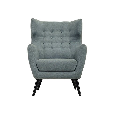 Kanion Single Seater Lounge Chair/Sofa, Whale Blue