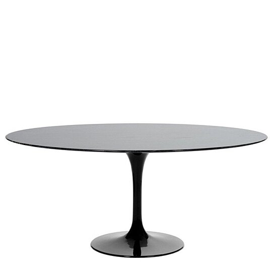 1d4fe0fe056a Buy Tulip Oval Dining Table Mid-Century