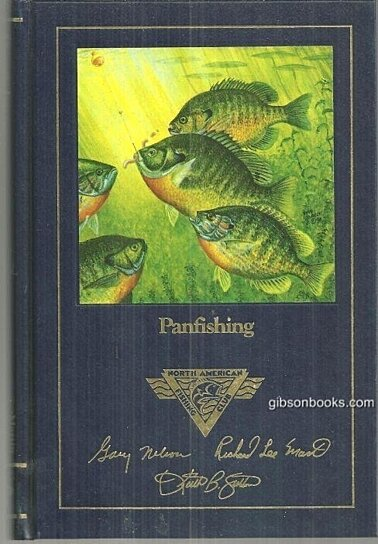 Buy panfishing by richard martin 1991 north american for North american fishing club