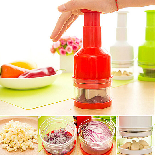 Kitchen Food Chopper Cutter Slicer Peeler Dicer Vegetable Kicthen Tool LP