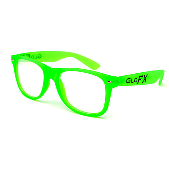61efaa30bfb42 Buy GloFX Ultimate Diffraction Glasses Eye Goggles Gradient Firework Rave  Party Stainless Steel Hinges Extremely Durable – GLOW Green by  Diffraction ...