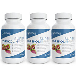 3 Pk - Go Pure Super Forskolin