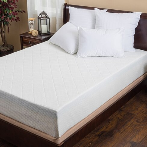 "10"" Queen Size Memory Foam Mattress"