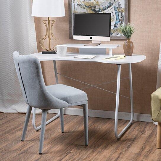 Buy Denise Austin Home Eloise Melamine puter Desk by