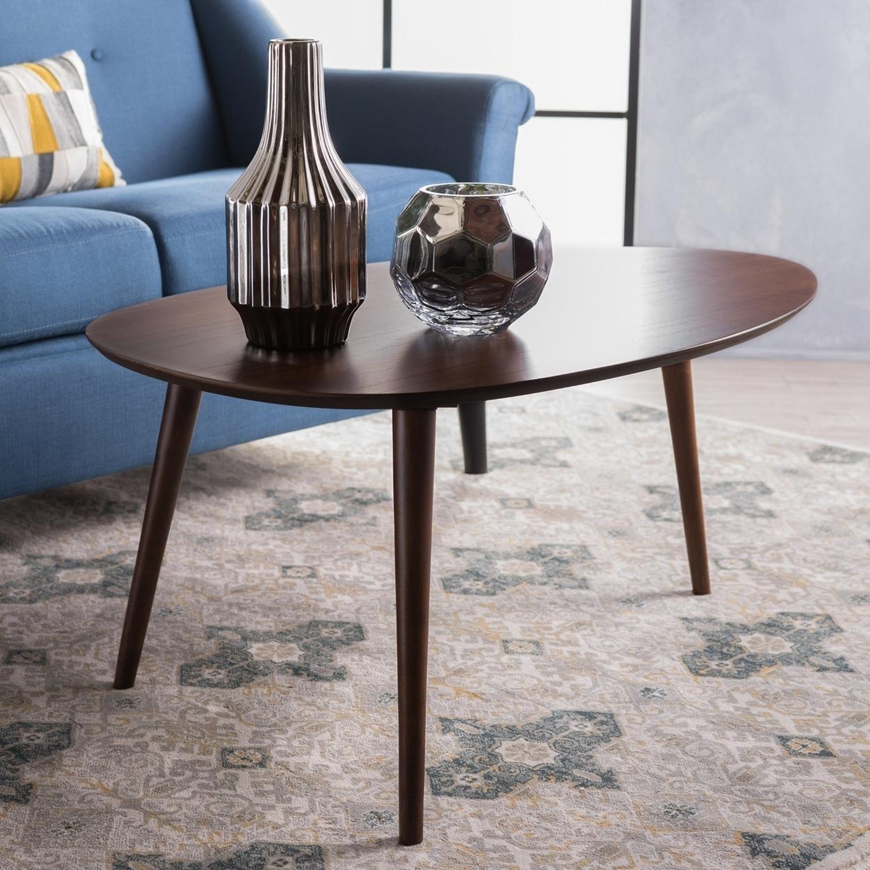Caspar Mid-Century Design Wood Coffee Table