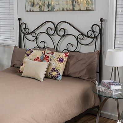 denise austin home horatio king size metal bed frame - Bed Frames Austin