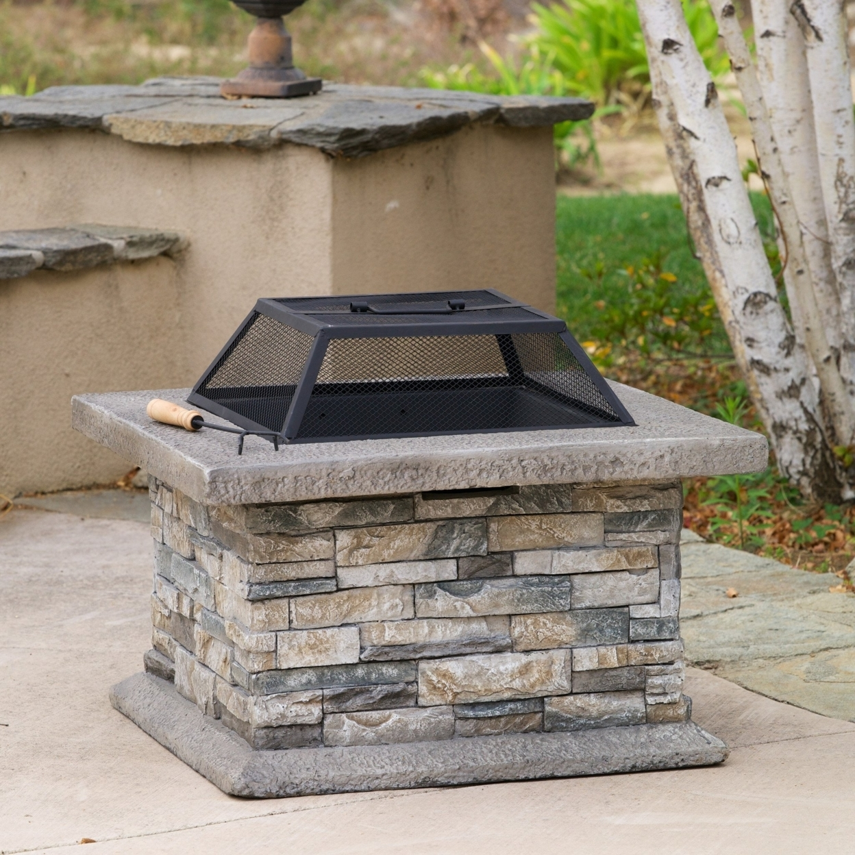 Outdoor Fire Pit Usa