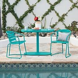 Groovy Buy Deandra Outdoor 5 Piece Wood Dining Set With Cushions By Machost Co Dining Chair Design Ideas Machostcouk