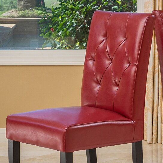 Buy Waldon Tufted Dining Chairs (set Of 2) By GDFStudio On