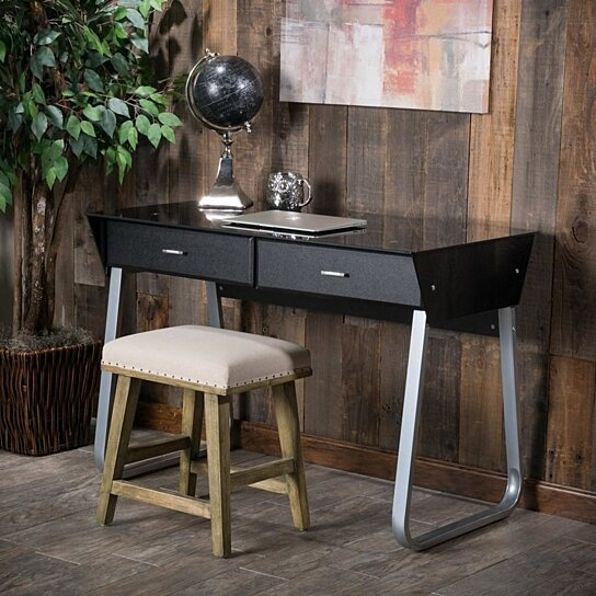 Buy Denise Austin Home Hamburg Computer Desk By Gdfstudio