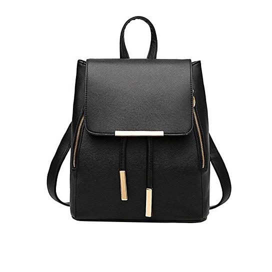 dc6b397faafe Buy Fashion Shoulder Bag Rucksack PU Leather Women Girls Ladies Backpack  Travel bag by Guoguo on OpenSky