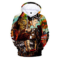 5cea52edeb91 Buy Men Anime Hoodies Dragon Ball Pocket Hooded Sweatshirts Kid Goku 3D  Hoodies Pullovers Long Sleeve Outerwear Hoodie Plus Size 5XL by Guoguo on  OpenSky