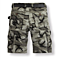 Mens Cargo Shorts with Pocket Cotton Relaxed Fit Casual Fashion Shorts Outdoor Wear