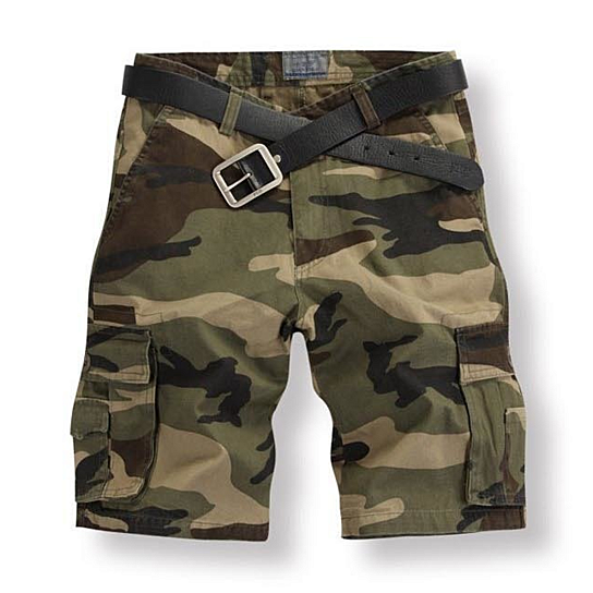 656ddd7afa59 Buy Mens Cargo Shorts with Pocket Cotton Relaxed Fit Casual Fashion Shorts  Outdoor Wear by Guoguo on OpenSky