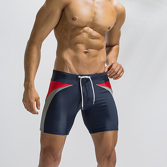 65350159e3622 Trending product! This item has been added to cart 77 times in the last 24  hours. Men's Swim Trunks Compression Fashion Swim Shorts Jammers Swimsuit