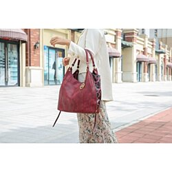 MKF Collection April Designer Hobo Shoulder bag by Mia K Farrow