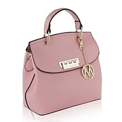 MKF Collection Liz Small Satchel/Cross body Bag by Mia K. Farrow