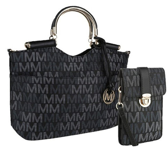 7658c8c90 Trending product! This item has been added to cart 48 times in the last 24  hours. MKF Collection Satchel and Large Phone Crossbody bag, By Mia K farrow