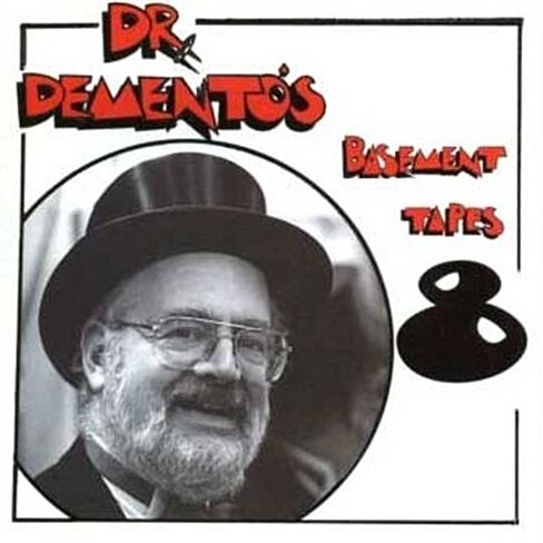 buy dr demento 39 s basement tapes 8 by hard to find