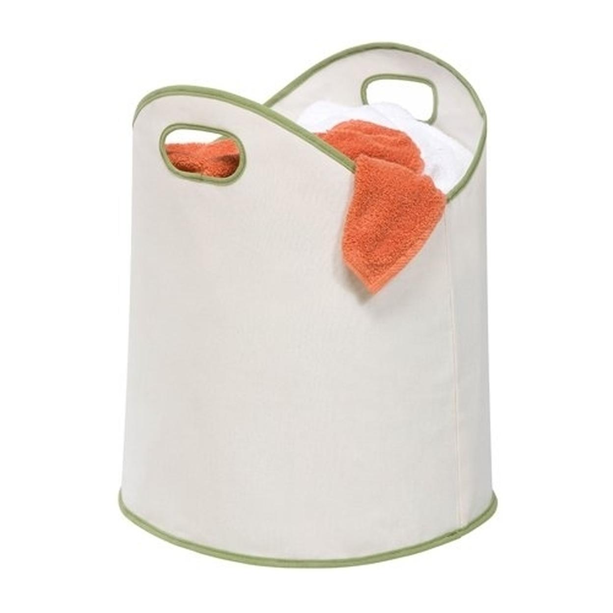 Honey-can-do Large Load Canvas Laundry Basket