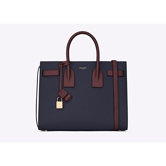 690d4eb6d97 Trending product! This item has been added to cart 50 times in the last 24  hours. NWT Yves Saint Laurent Baby Sac De Jour ...