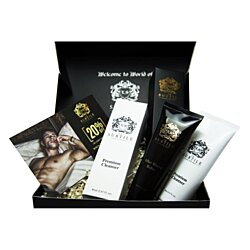 LE SUBTILE Luxe for men After Shave Moisturizer & Facial Cleanser