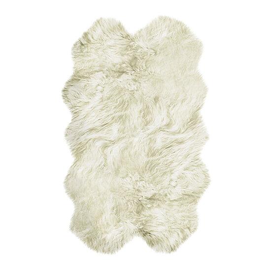 Buy 100% NEW ZEALAND QUATTRO SHEEPSKIN RUG 4' X 6