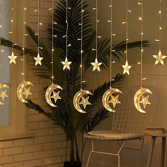Led Light String Home Bedroom Starry Decorative Lights Holiday Wedding
