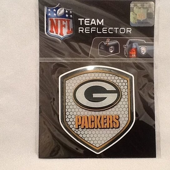Toys For Trucks Green Bay : Buy green bay packers logo reflector decal sticker new