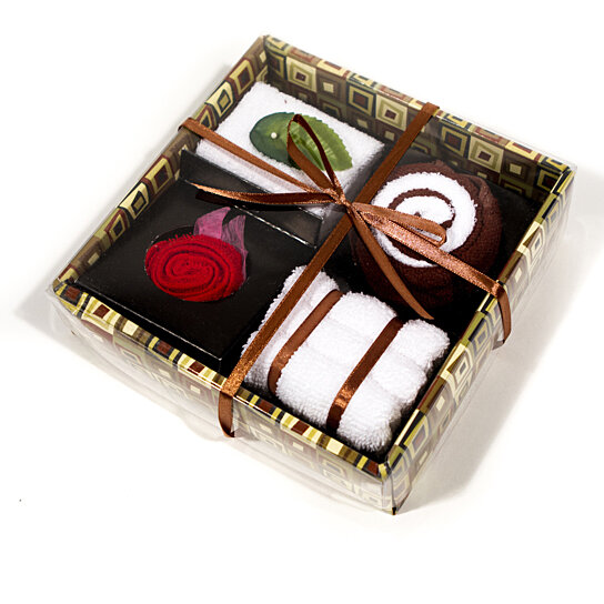 buy washcloth origami the bento box for men by hudiefly