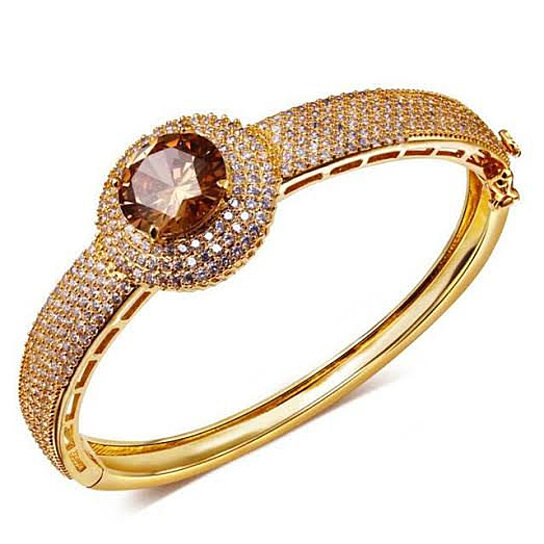 Buy French Designer Cubic Zircon Deluxe Women Big Stone
