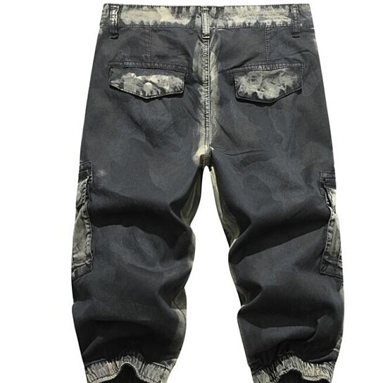 Men's Rugged Cargo Short Relaxed Fit