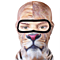 Face Mask Helmet  Hats 3D Animal Ski Mask Funny Cat Mask Motorcycle  Helmet  Hat