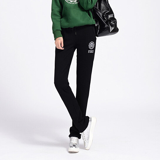 Women Fleece  Harem Pant  Loose Feet Sports and Casual Pants