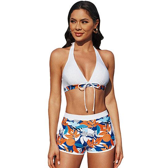 Women Leggings Printed Designs Brushed