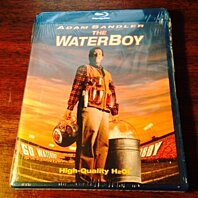 The Water Boy Blu-Ray DVD