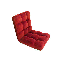Clover Adjustable Recliner Memory Foam Armless Ergonomic Chair